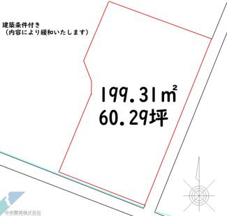 【土地図】高知市曙町(新築プラン)