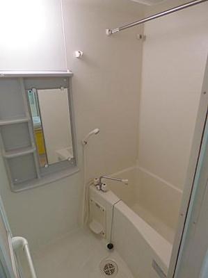【浴室】スワンズコート新神戸