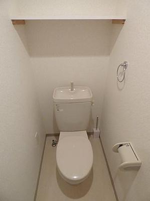 【トイレ】スワンズコート新神戸