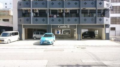 【駐車場】Castle2