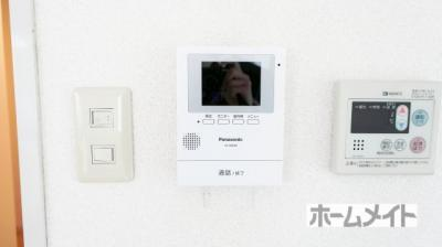 【セキュリティ】大塚チェリーハイツエイト