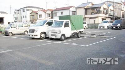 【駐車場】大塚チェリーハイツエイト