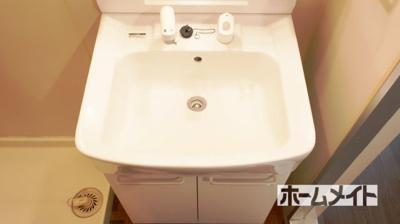 【独立洗面台】大塚チェリーハイツエイト