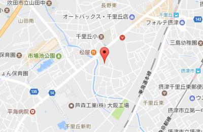 ユニハイム千里丘Ⅱ1号棟