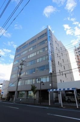 【外観】郡山東京海上日動ビルディング
