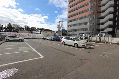 【駐車場】郡山東京海上日動ビルディング