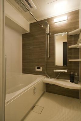 【浴室】ロータリープラザ博多駅東