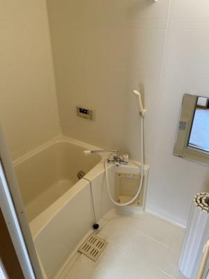 【浴室】クレストビレッジⅠ・Ⅱ