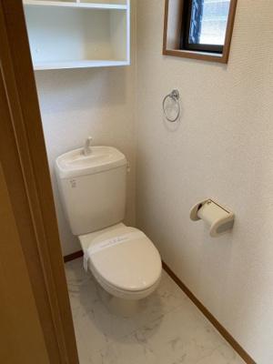 【トイレ】クレストビレッジⅠ・Ⅱ