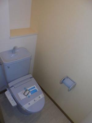 【トイレ】グレイスコート通町