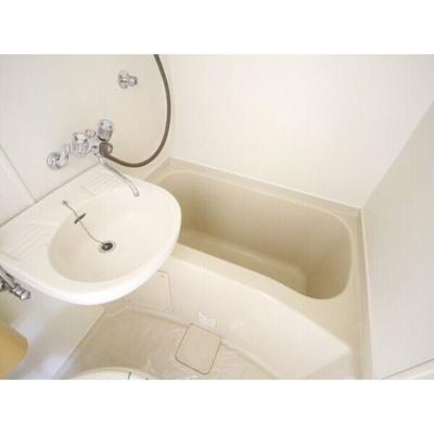 【浴室】コーポ木村