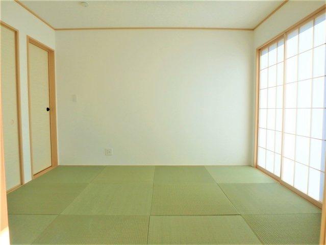 【和室】クレイドルガーデン 新築戸建て 羽生岩瀬-全4棟-