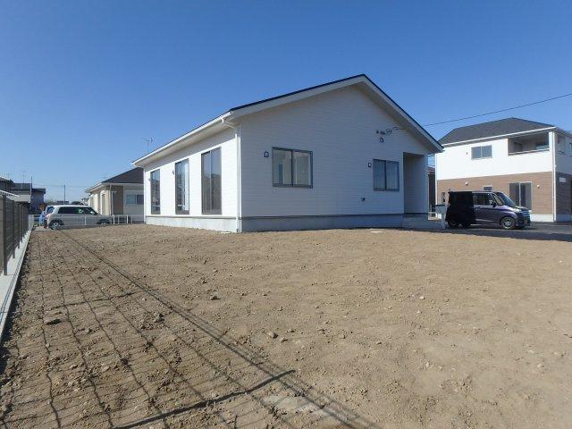 【庭】クレイドルガーデン 新築戸建て 羽生岩瀬-全4棟-