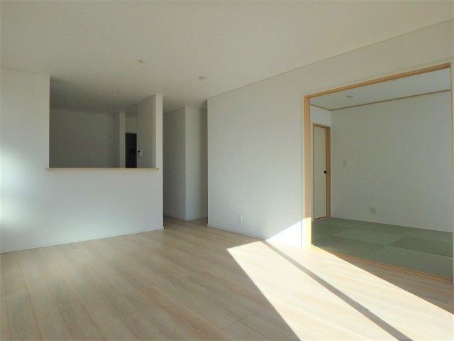 【居間・リビング】クレイドルガーデン 新築戸建て 羽生岩瀬-全4棟-