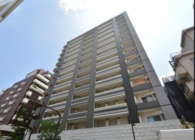 【外観】グランド・ガーラ代々木参宮橋