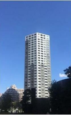 【外観】新宿アインスタワー