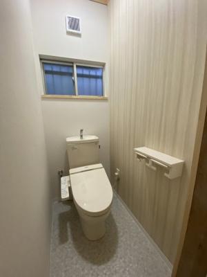 【トイレ】内原戸建