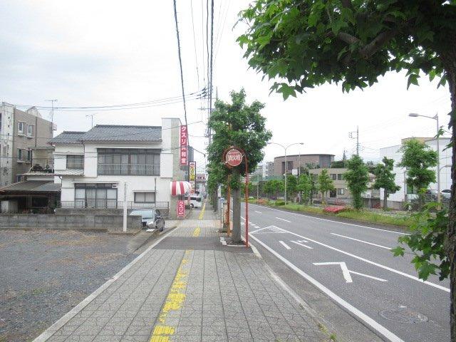 【前面道路含む現地写真】元吉田町土地
