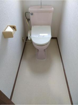 【トイレ】バロン・キャッスル