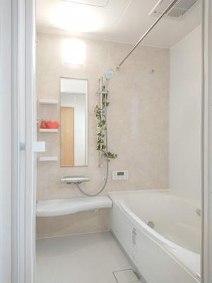 【浴室】玉島団地 2号棟