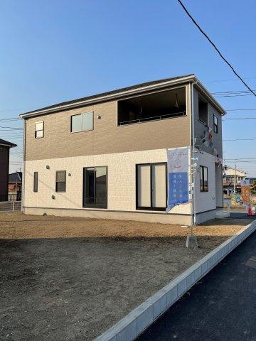 【外観】クレイドルガーデン 新築戸建て 羽生岩瀬-全4棟-