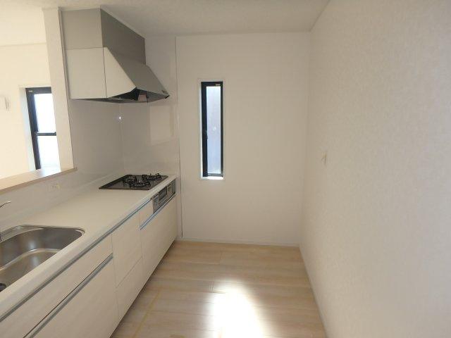 【キッチン】クレイドルガーデン 新築戸建て 羽生岩瀬-全4棟-