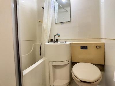 【浴室】新谷アパート