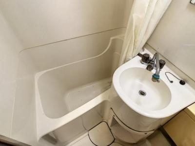 【洗面所】新谷アパート