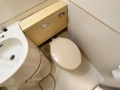 【トイレ】新谷アパート