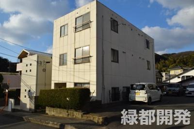 【外観】新谷アパート
