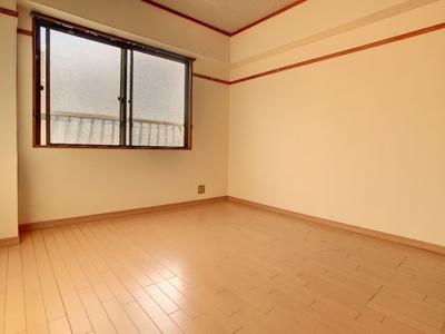 【寝室】新谷アパート