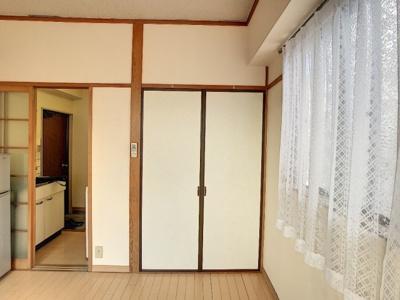 【居間・リビング】新谷アパート
