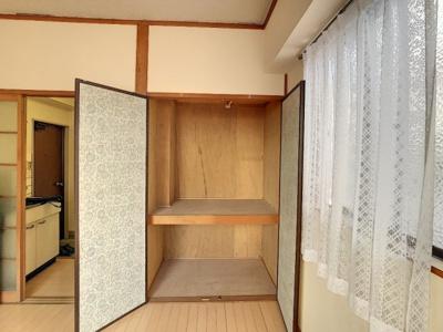 【収納】新谷アパート