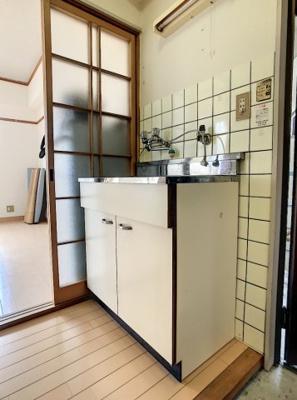 【キッチン】新谷アパート
