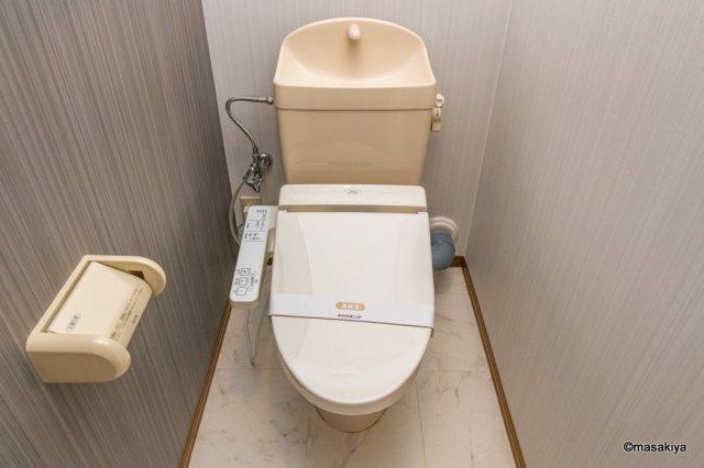 【トイレ】ハイツサンライズ