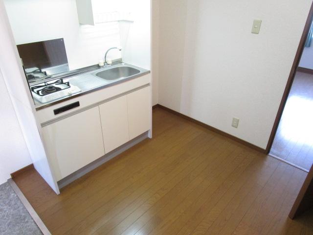 【キッチン】京奈ハイツ