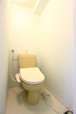 【トイレ】第1シーサイドパレス塩屋