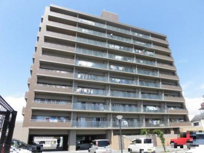 高知市ペット可分譲マンション サーパス高須東 10階 最上階 3LDK