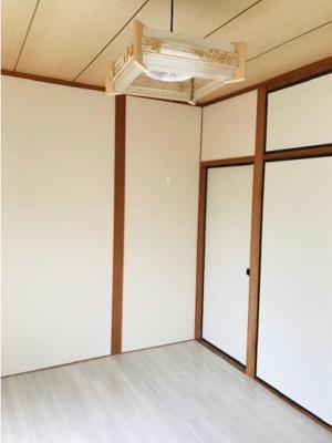 【和室】サンライズK2