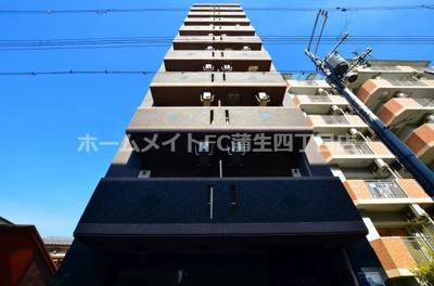 【外観】I Cube 深江橋