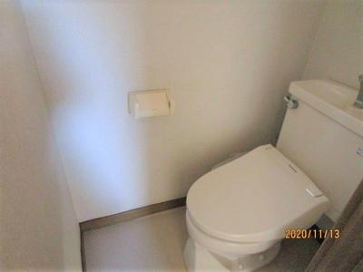 【トイレ】日の出3丁目貸家