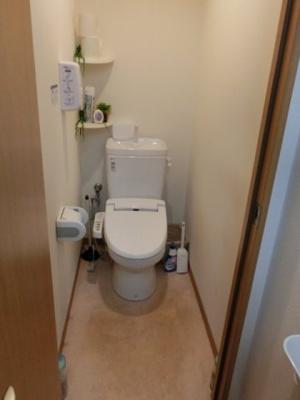 【トイレ】長堀通り1階店舗