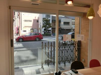 【内装】長堀通り1階店舗