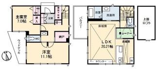 福井町 2LDK