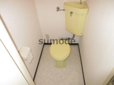 【トイレ】バーンフリート赤大路B棟