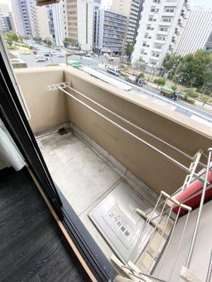 【バルコニー】メゾンサンワ西長堀