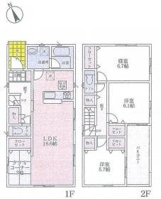 神戸市垂水区学が丘1丁目 第5 新築戸建