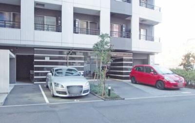 【駐車場】AXAS西新宿アジールコート