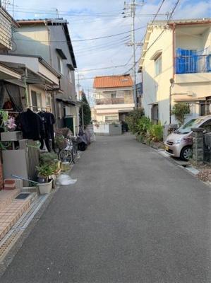 堺市東区草尾中古テラスハウス(登美丘南小学校)