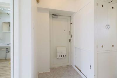 【玄関】ビレッジハウス大穂2号